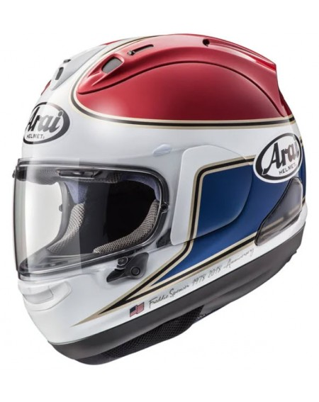 CASCO ARAI SPENCER RED