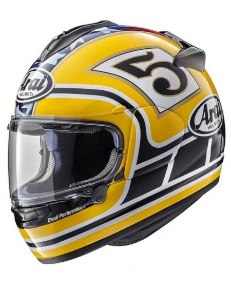 CASCO EDWARDS AMARILLO ARAI EN MADRID