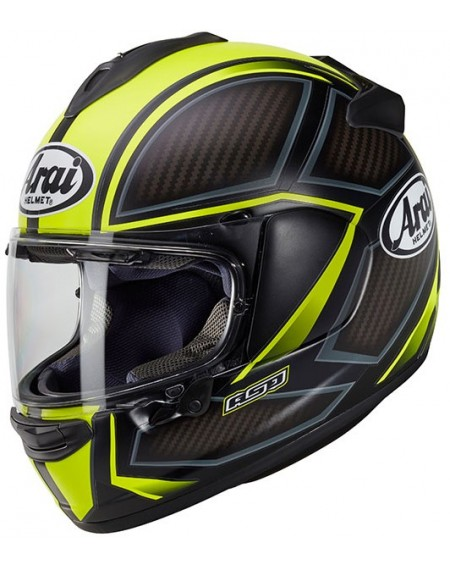 CASCO ARAI SPINE AMARILLO EN MADRID