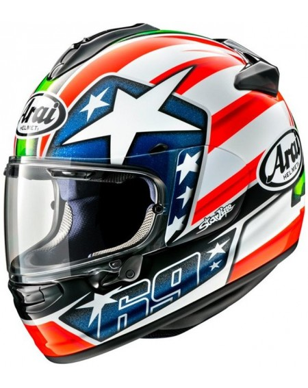 CASCO ARAI HAYDEN EN MADRID