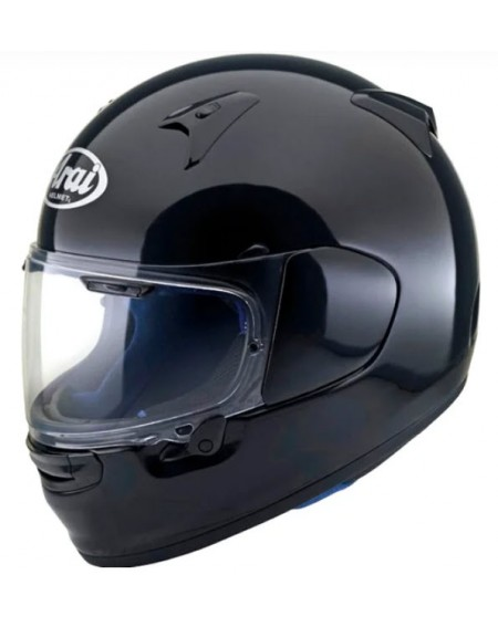 CASCO ARAI EN OFERTA PROFILE V NEGRO BRILLO EN MADRID