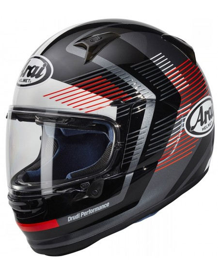 CASCO ARAI PROFILE-V IMPULSE ROJO - MADRID