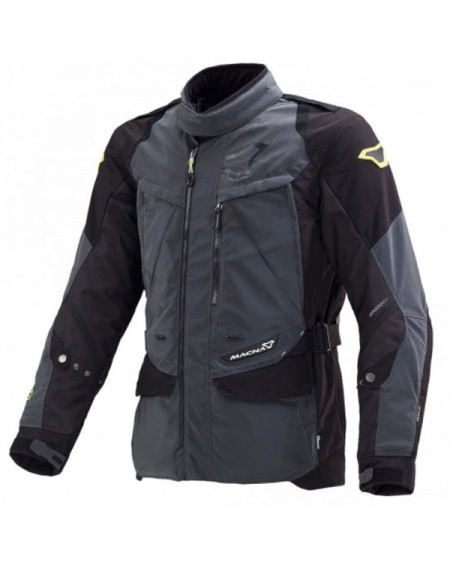 Chaqueta moto invierno MACNA EQUATOR NIGHT EYE