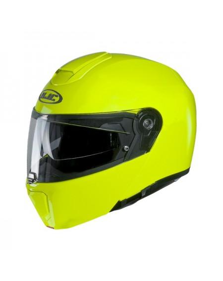 Casco HJC RPHA 90s Solido amarillo fluor en promoción