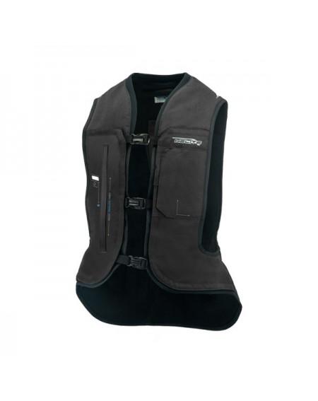 Chaleco airbag para moto electronico helite