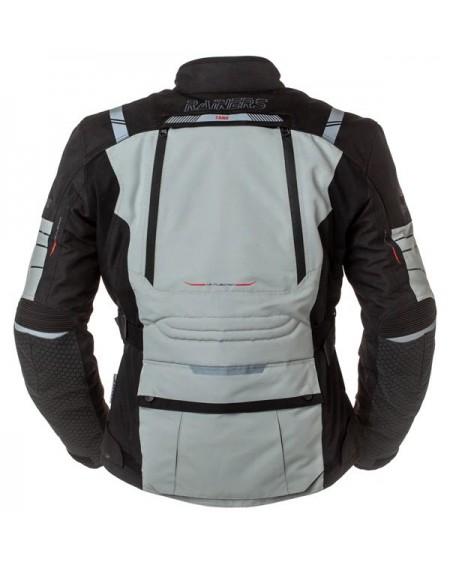 chaqueta moto invierno hombre dainese explorer negro