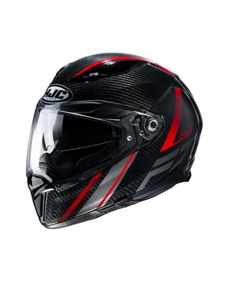 casco moto integral hjc cs 15 songtan negro blanco