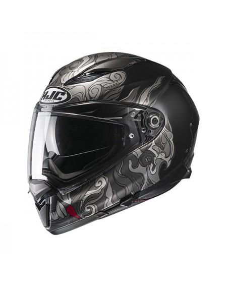 casco moto integral hjc cs 15 sebka fluor