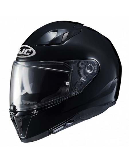 Casco HJC i70 Negro brillo en Madrid