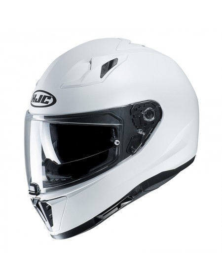Casco blanco HJC i70