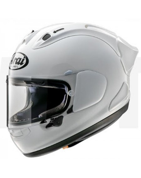 Casco Arai rx7v racing blanco